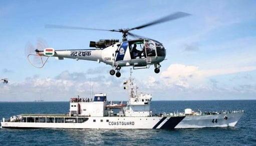 Indian Coast Guard Assistant Commandant January 2018 Batch