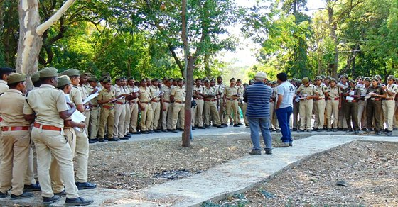 MP Vyapam Jail Pahari Forest Guard Admit Card 2017