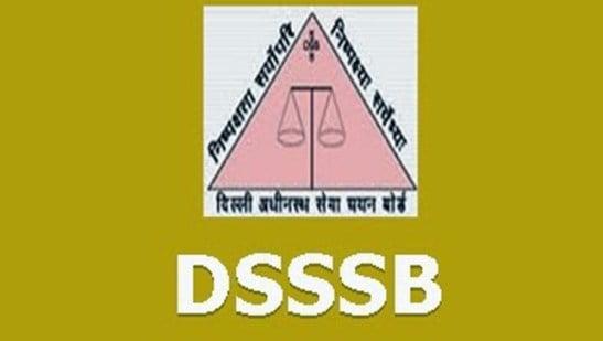 DSSSB Recruitment 2017