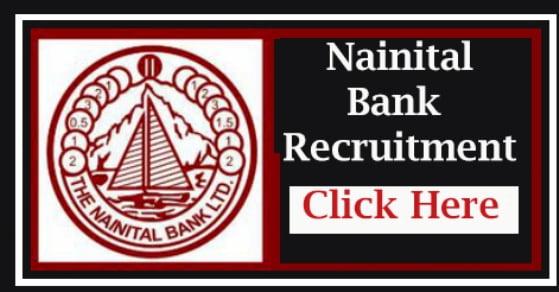 Nainital Bank Management Trainee Recruitment 2017