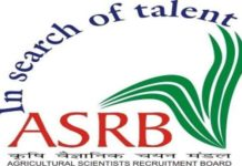 ASRB LDC and Stenographer Recruitment 2017