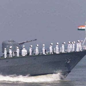 Indian Navy MR