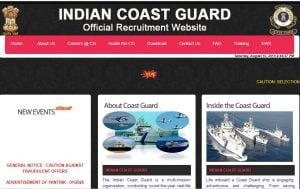 Indian Coast Guard Yantrik Result 2019