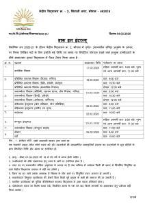 Kendriya Vidyalaya Bhopal Recruitment 2020