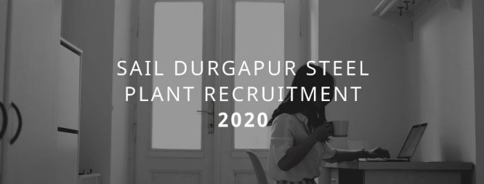 SAIL DSP Recruitment 2020