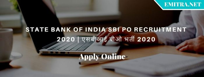 State Bank of India SBI PO Interview Admit Card 2021