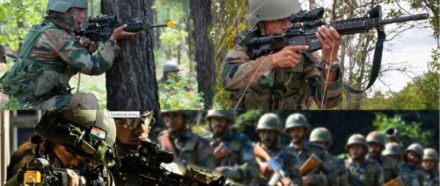 भारतीय प्रादेशिक सेना ऑफिसर भर्ती एडमिट कार्ड 2021